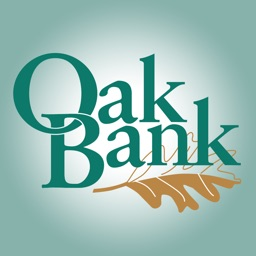Oak Bank Mobile Banking for iPad