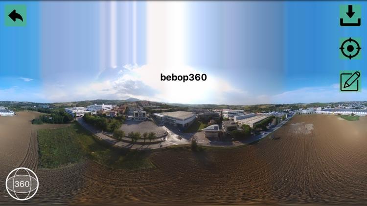 Bebop 360 screenshot-3