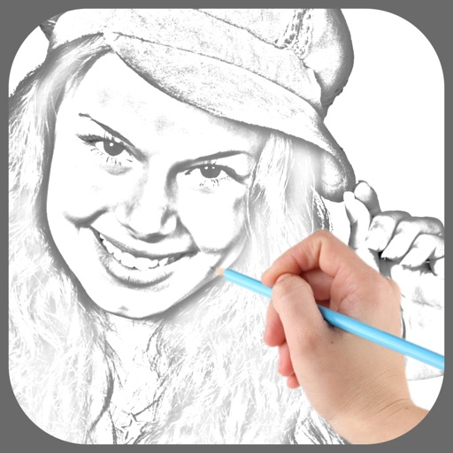 Photo Sketch Plus - Pencil Drawing Sketches