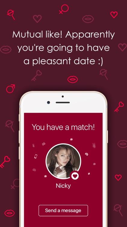 Hook Up - Online Dating App screenshot-3