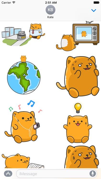 Chayen Stickers