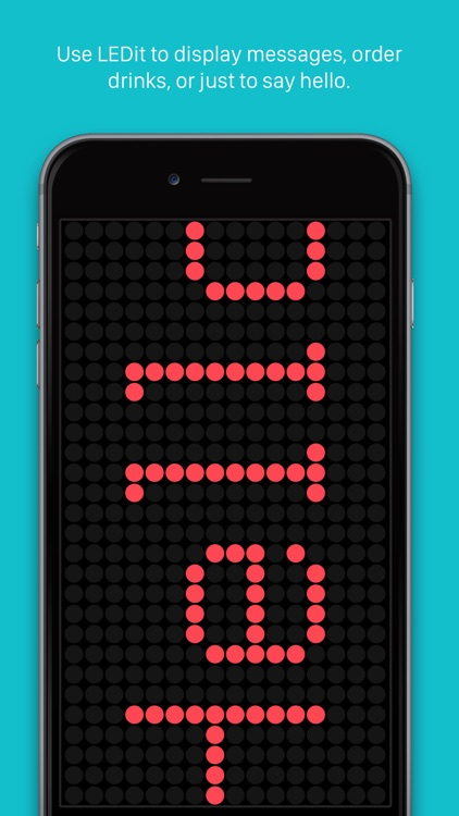 LEDit – The LED Banner App screenshot-0