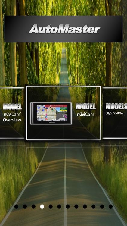 Automaster for Garmin Nuvi Series screenshot-4
