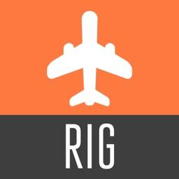 Riga Travel Guide Offline & City Street Map