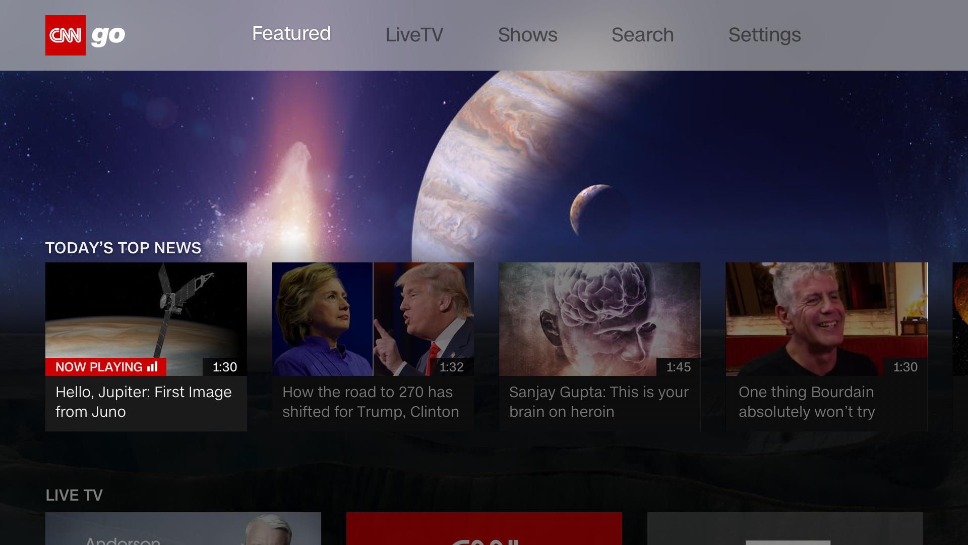 CNN: Breaking US & World News screenshot 10
