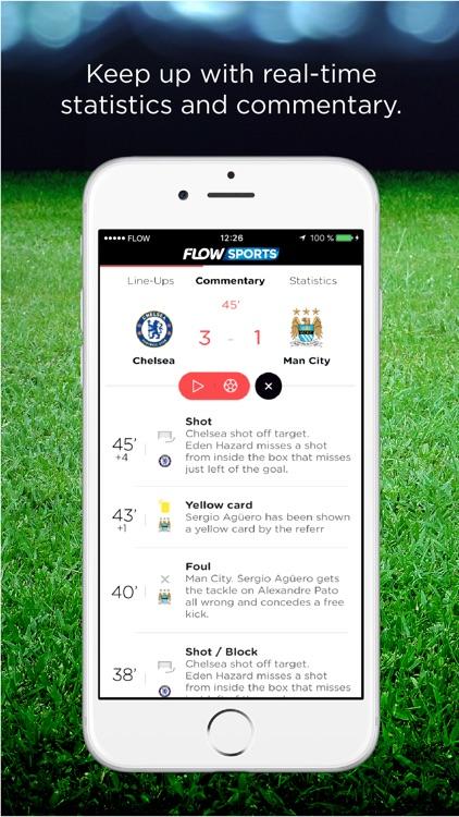 Flow Sports screenshot-3