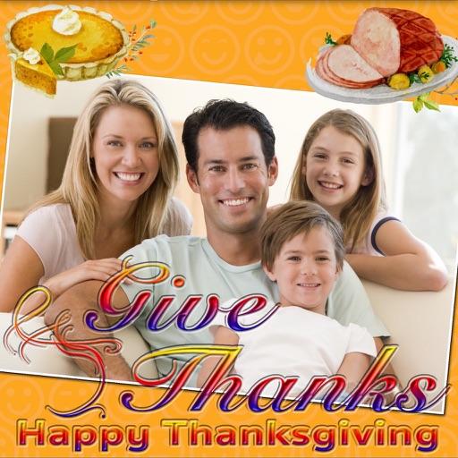 Happy Thanksgiving Picture Frames By Chun Kit Fan