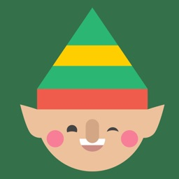 Elf Buddies Christmas Stickers for iMessage