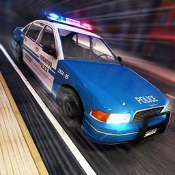 Police Car Simulator 2016: Thief Driver Revolution