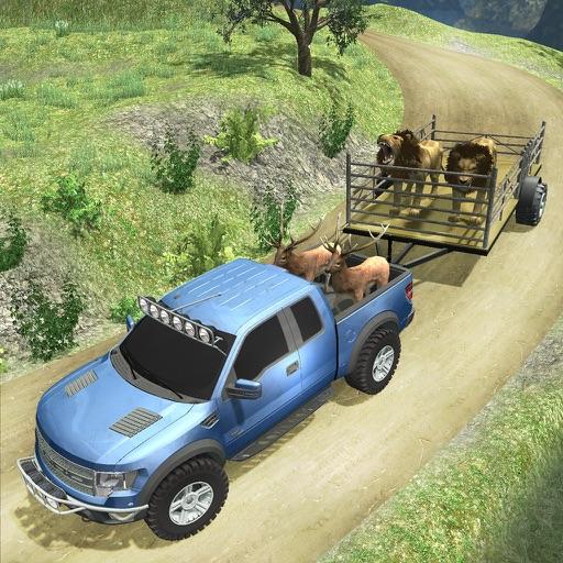 Off Road Animal Transporter 4x4