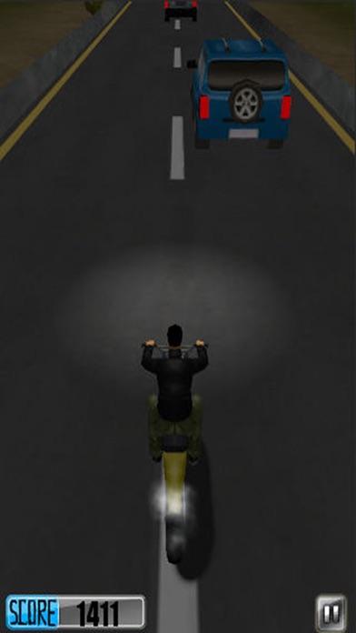 交通道路ライダー無料のトラフィックのレーサーのゲームのおすすめ画像1