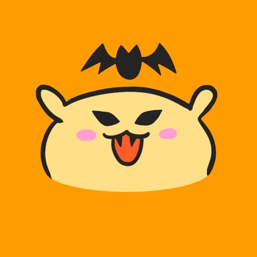 Chubby Hamsters: Halloween Mini-pack