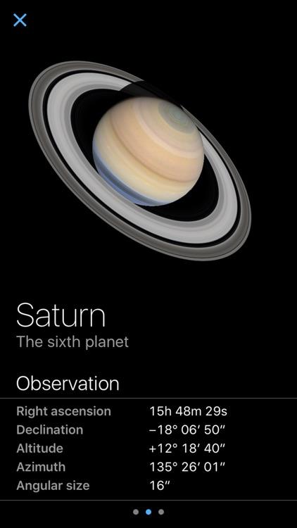 Sky Guide: View Stars Night or Day screenshot-3