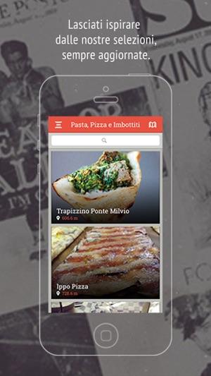 Rosteria - Street Food Guida al Cibo di Strada Screenshot