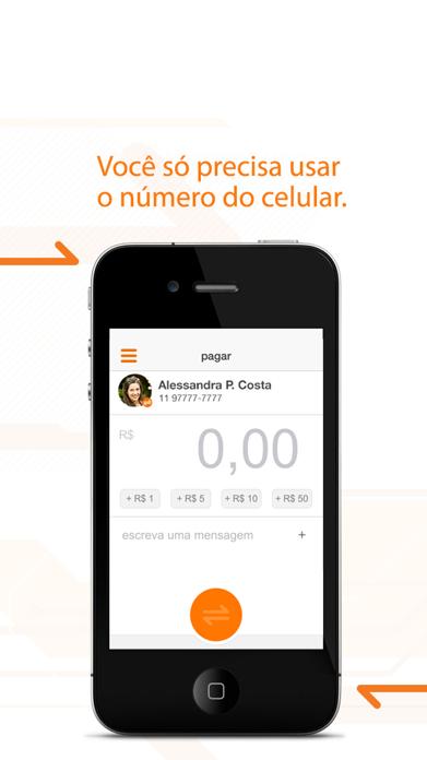 Itaú tokpag Screenshot