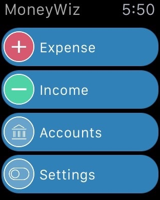 MoneyWiz 2 - Personal Finance Manager Screenshot