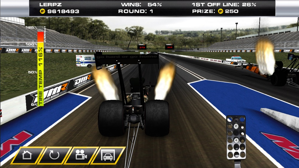 Dragster Mayhem – Top Fuel Simulator Cheat Codes
