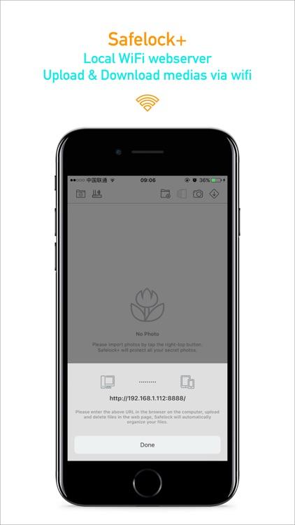 Safelock + - protect your secret photos & videos screenshot-3