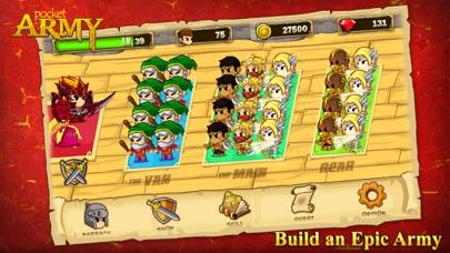 Screenshot #10 for Pocket Army