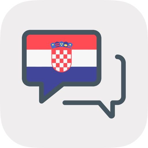 Learn to speak Croatian with vocabulary & grammar iOS App