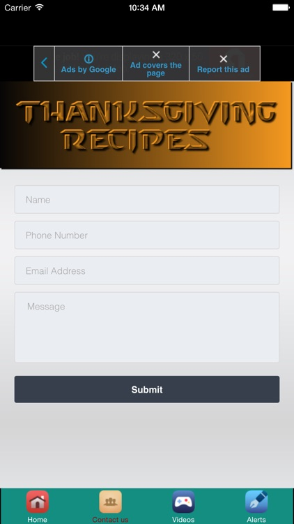 Best Thanksgiving Recipes For All screenshot-3