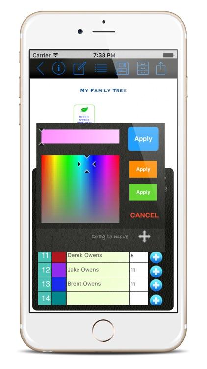 Family Tree App. screenshot-3