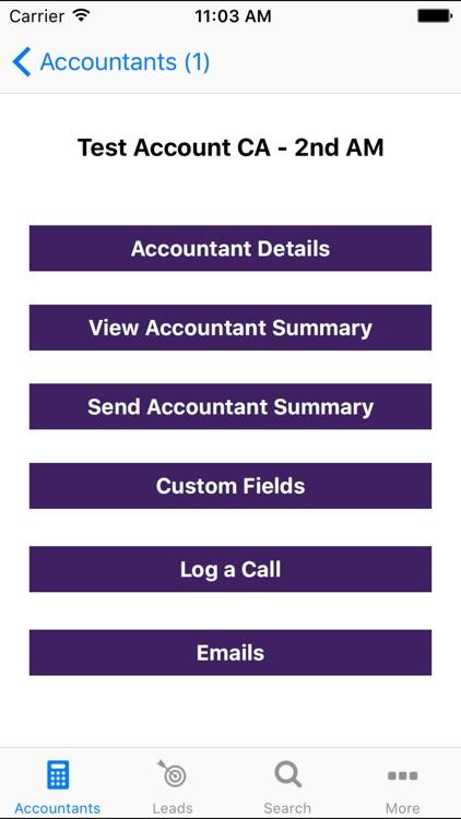 Accountancy Insurance screenshot-3