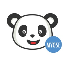 Panda - MYOSE - Make Your Own Sticker Emoji