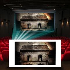 Projector Screen Simulator