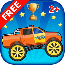 Kids Race Car Game for Toddlers
