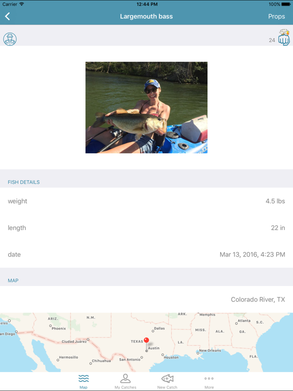 Fishaholics | Fishing Forecasts and Spots App screenshot