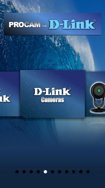 PROCAM D-Link Camera Series screenshot-3