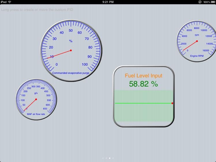 Engine Link HD -OBD II vehicle monitor & diagnosis screenshot-4