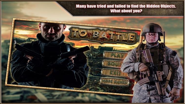 Hidden Object Games To Battle screenshot-3