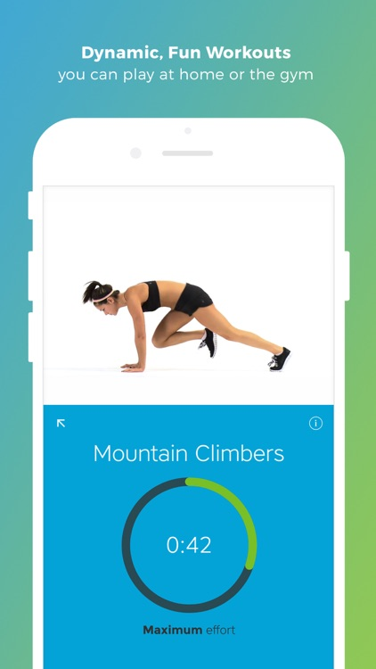 Workout Trainer: personal fitness coach screenshot-0