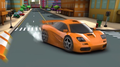 トップのレースゲーム 最高の3Dレースゲーム 子供のための無料の楽しい車の挑戦のおすすめ画像2