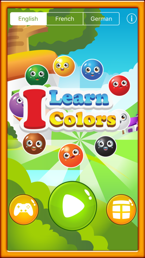 Learn colors : educative games on the App Store