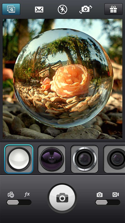 InFisheye Free - Fisheye Lens for Instagram