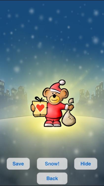 Christmas Slideshow & Wallpapers (animated snow!) screenshot-4