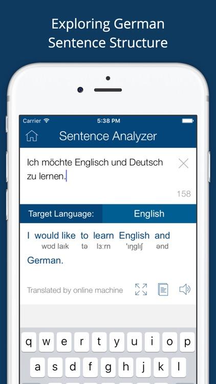 German English Dictionary +