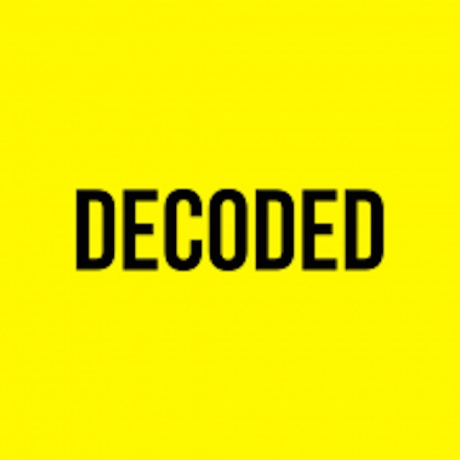 Decoded - Disruption