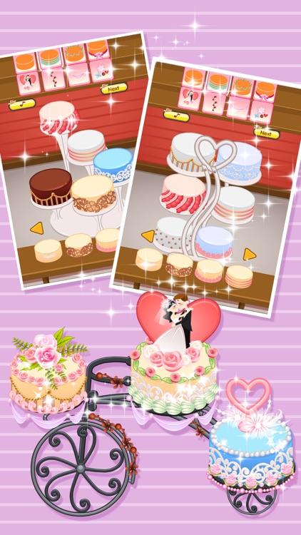 Sweet Wedding Cake Design Cooking Games For Girl By Zhenyu Yang