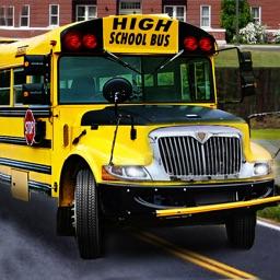 City High School Bus Driving Academy 3D