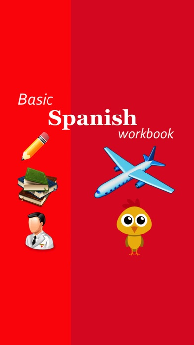 Basic Spanish words for beginners - Learn with pictures and