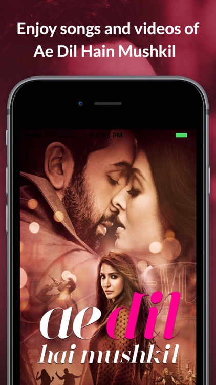 Ae Dil Hain Mushkil Movie Songs