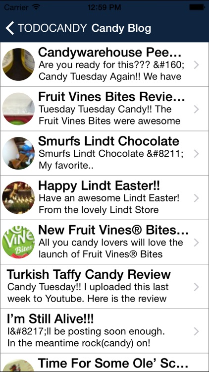 Todo Candy - All Candy Reviews