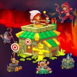 Legend Heroes: Castle Rush Defense