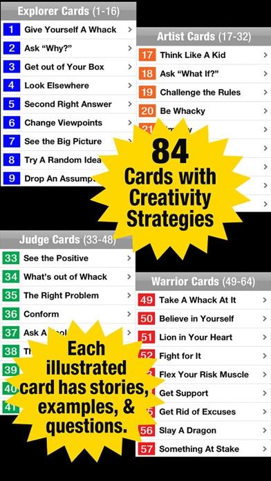 Creative Whack Pack review screenshots