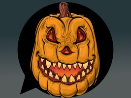 This app contains 33 Stickers for you to Celebrate Halloween