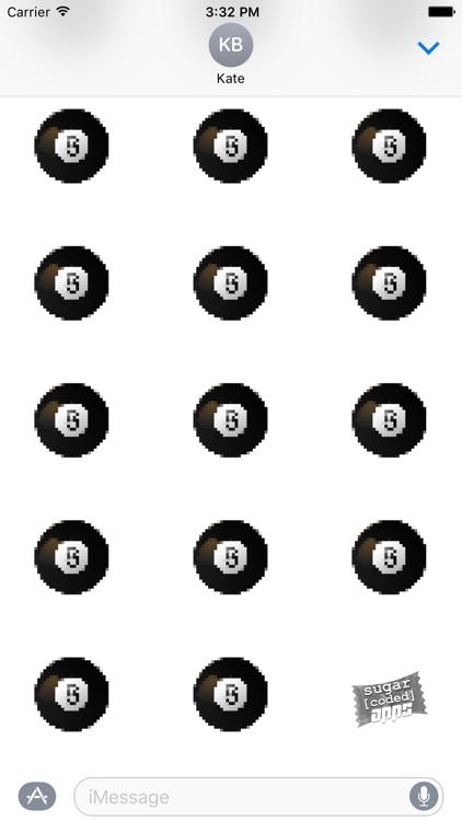 8-Bit 8-Ball screenshot-3